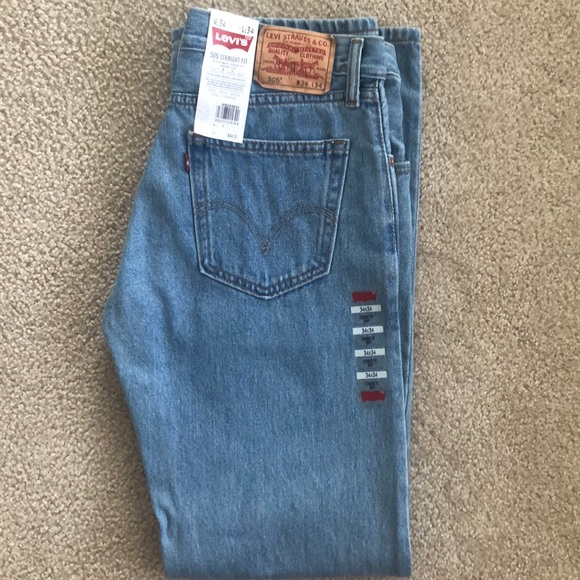 Levi's Other - Men's Levi's 505 straight fit